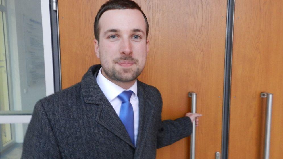 Deutschlands jüngster Bürgermeister: Erst Banker, jetzt Politiker