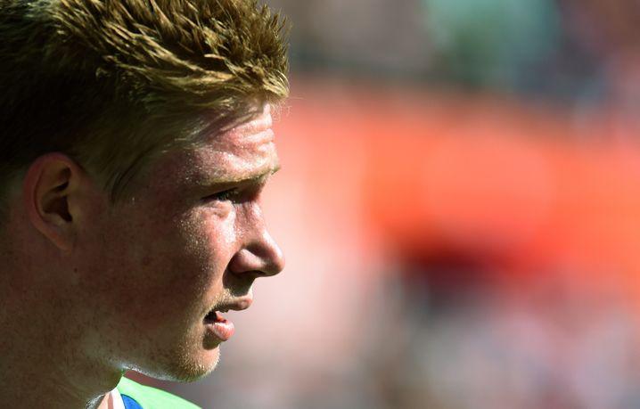 De Bruyne: Ein Junge, der einfach Fußball spielen will?