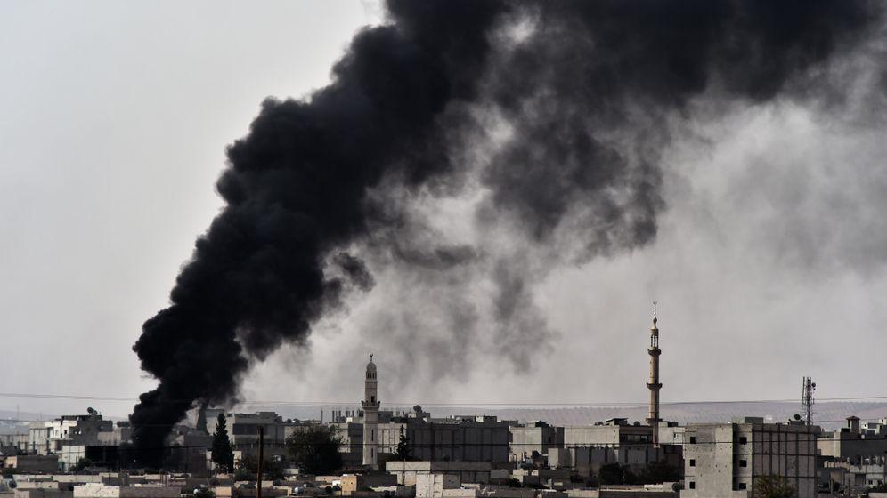 Kobane unter IS-Beschuss: Der verzweifelte Kampf