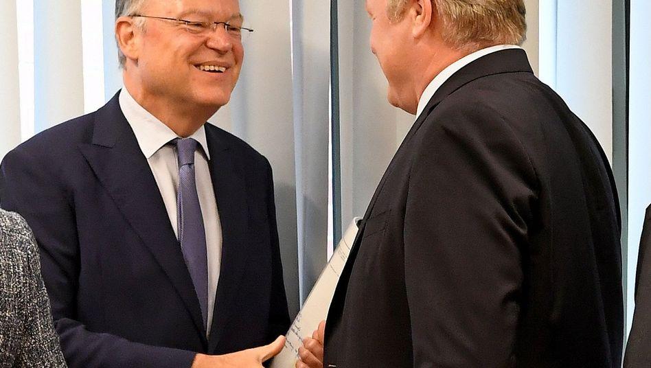 Stephan Weil, Bernd Althusmann