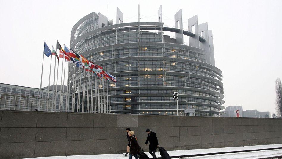 Europaparlament in Straßburg: Mut zur Machtprobe mit den USA