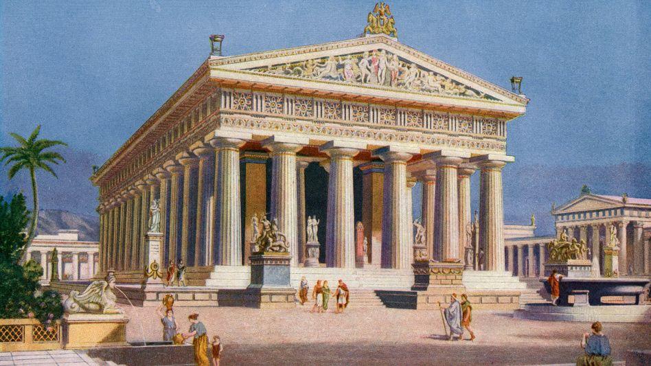 Poseidontempel von Paestum: Sagenumwoben und sicher