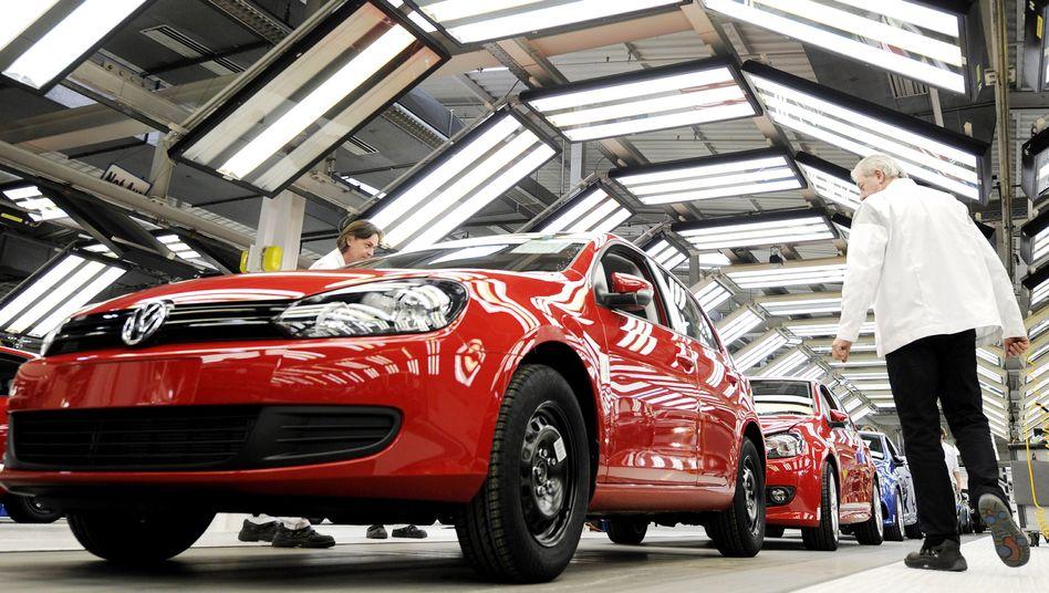 VW-Arbeiter: Einigung in der dritten Verhandlungsrunde