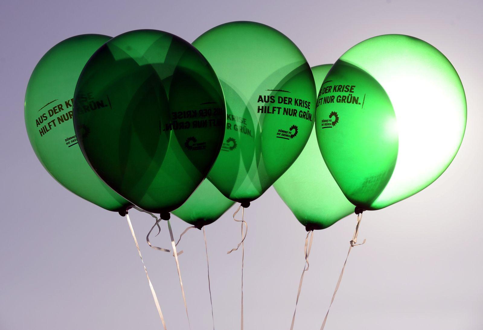 Die Grünen Greens