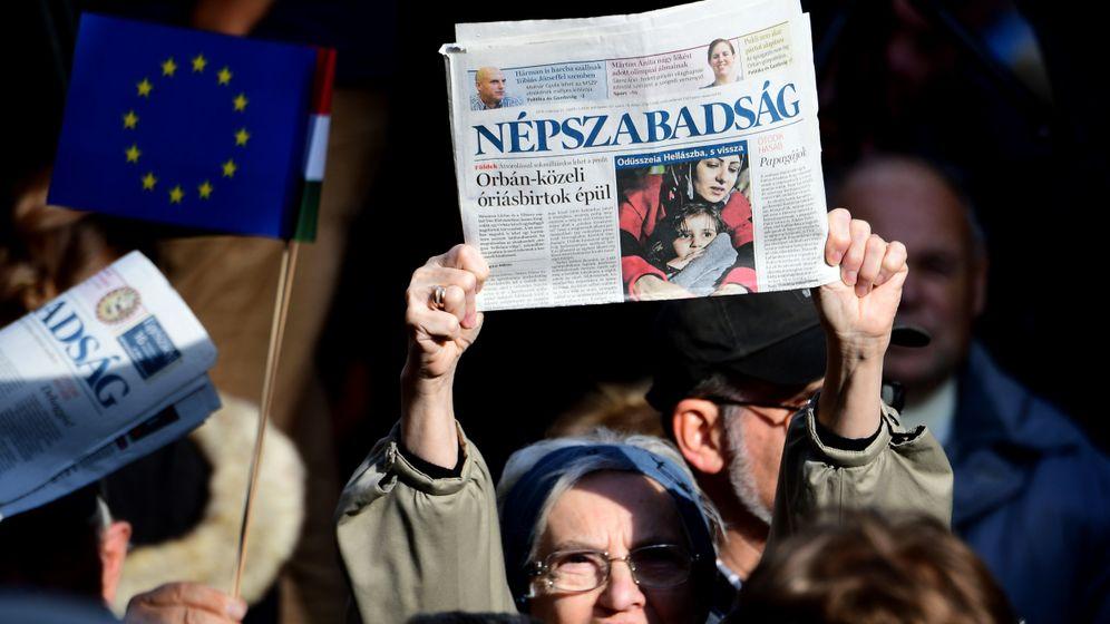Medien in Ungarn: Wer nicht gefällt, wird gelistet