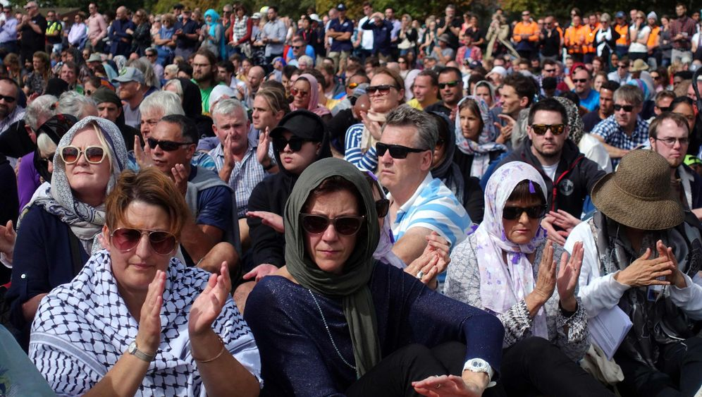 Terror in Christchurch: Zwischen Trauer und Trotz