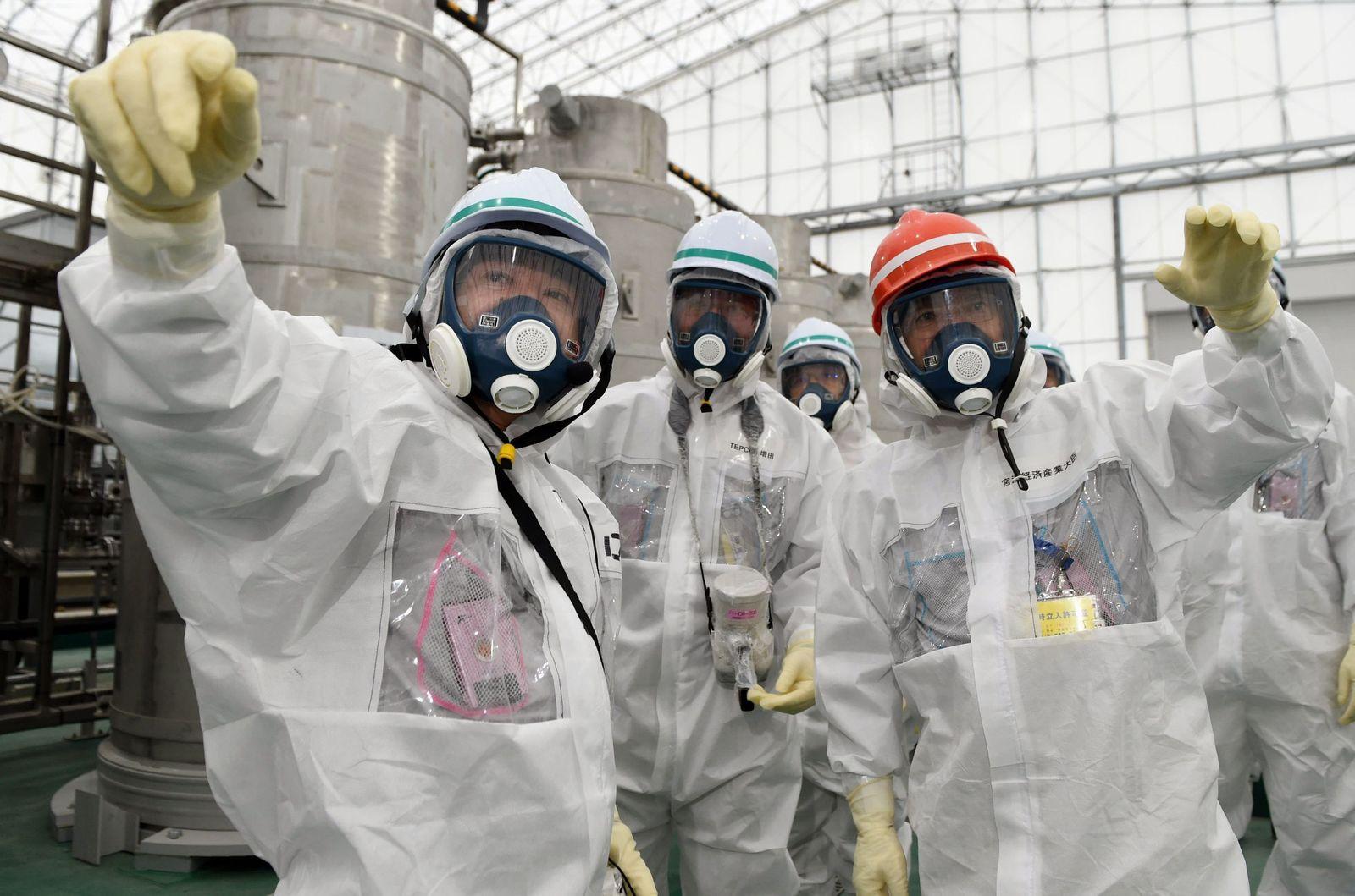 Fukushima / Tepco