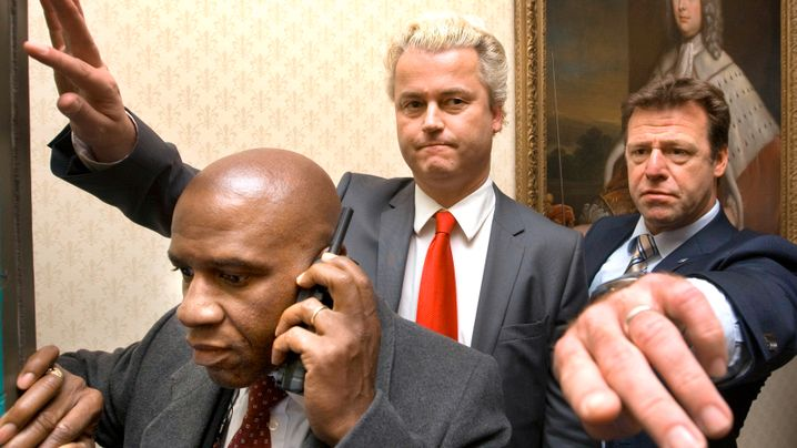 Photo Gallery: The Peroxide Populist