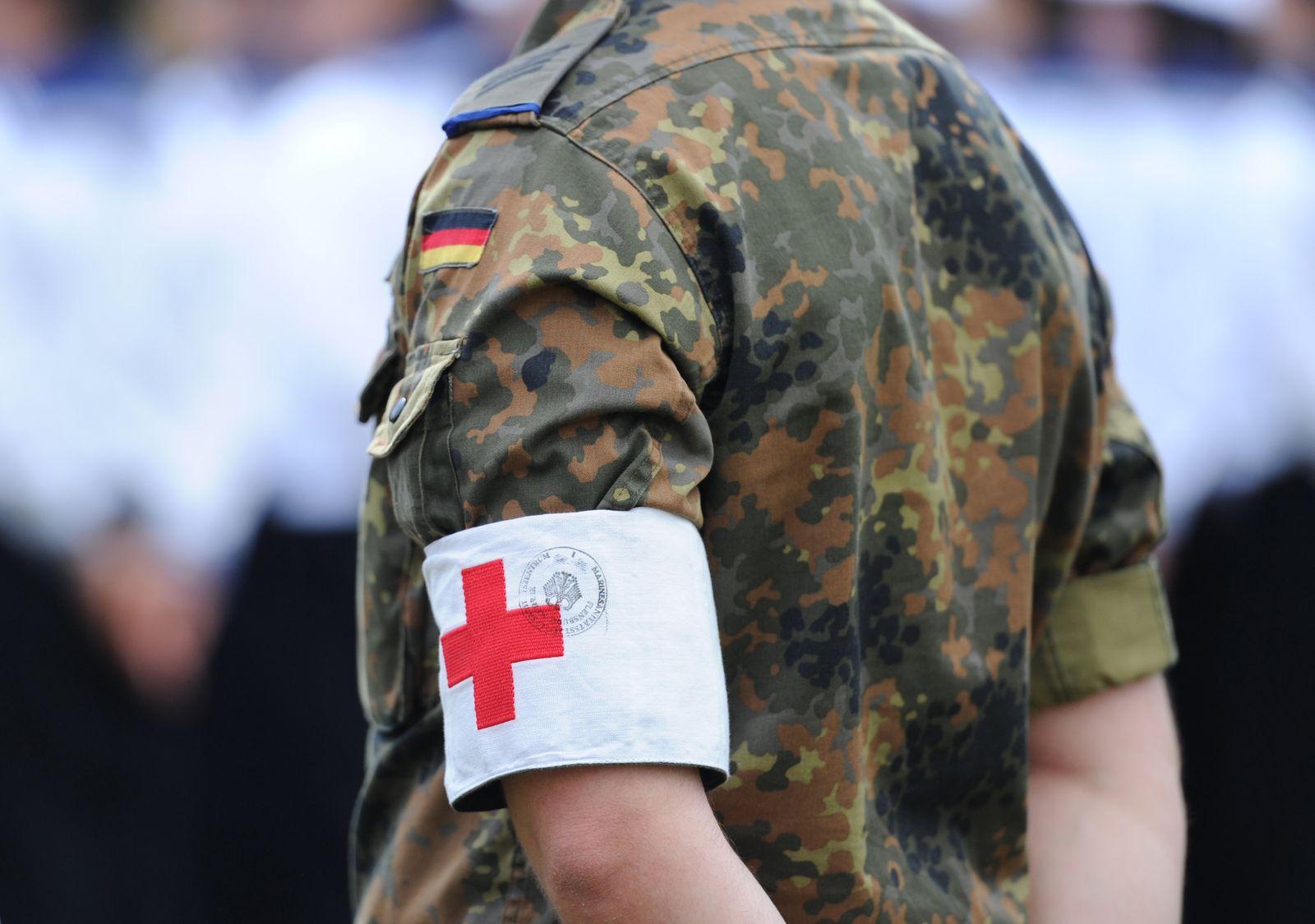 Sanitätsdienst der Bundeswehr