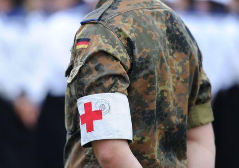 Bundeswehrsanitäter: In Hamburg helfen Dutzende Soldaten in Pflegeheimen aus
