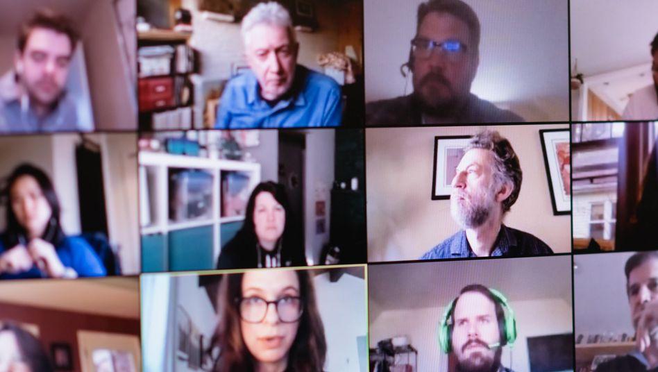 Auch in Zeiten von Videokonferenzen ist es möglich, Kontakte zu pflegen und zu knüpfen - wenn Sie ein paar Dinge beachten