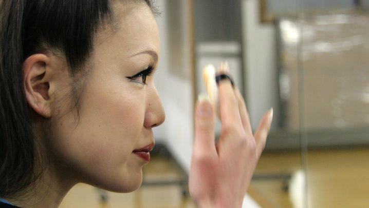 Badepark in Japan: Muschelketten gegen Strahlenangst