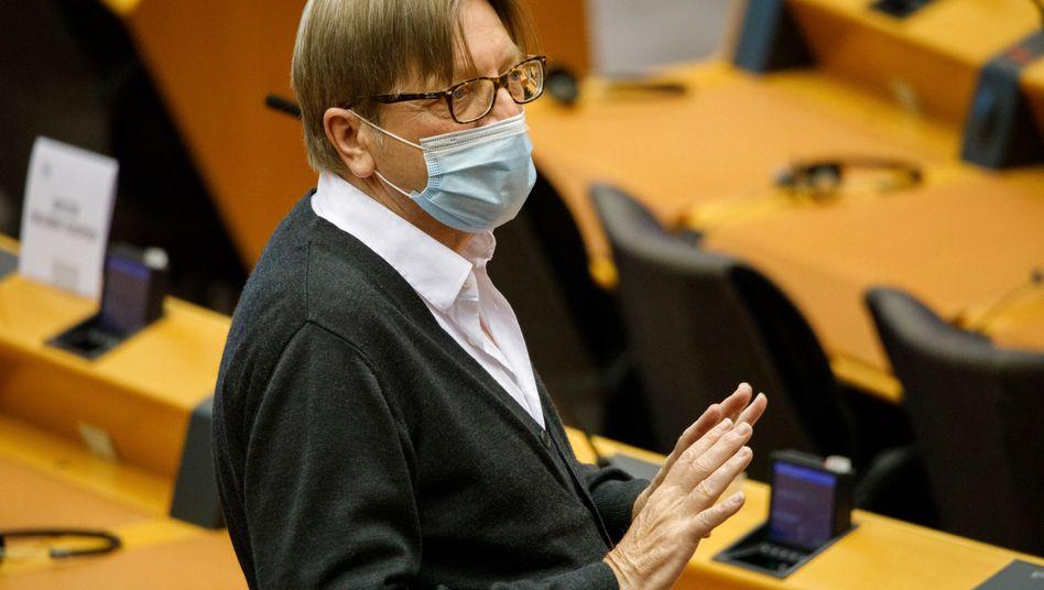 Früherer belgischer Premierminister Verhofstadt: Umstrittene Besetzung