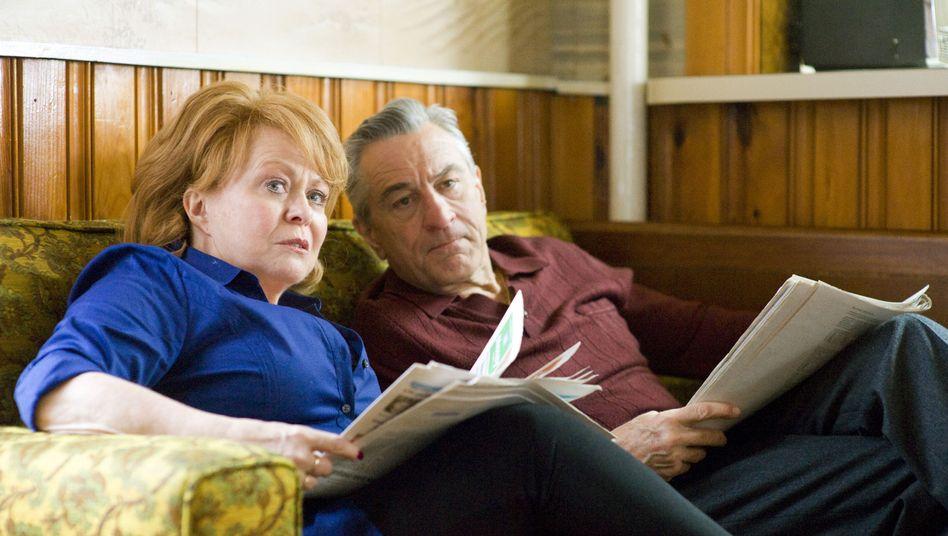 "Jacki Weaver und Robert De Niro in ""Silver Linings Playbook"": Starkes Teamplay"