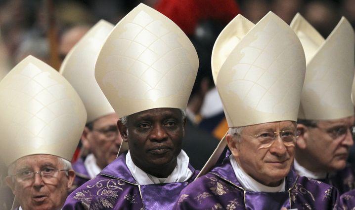 Kardinal Turkson: Zusammenhang zwischen Homosexualität und Pädophilie