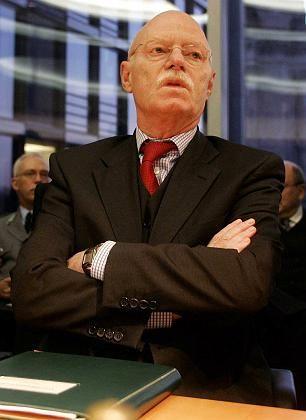 Peter Struck: Seine Härte überrascht selbst Sozialdemokraten