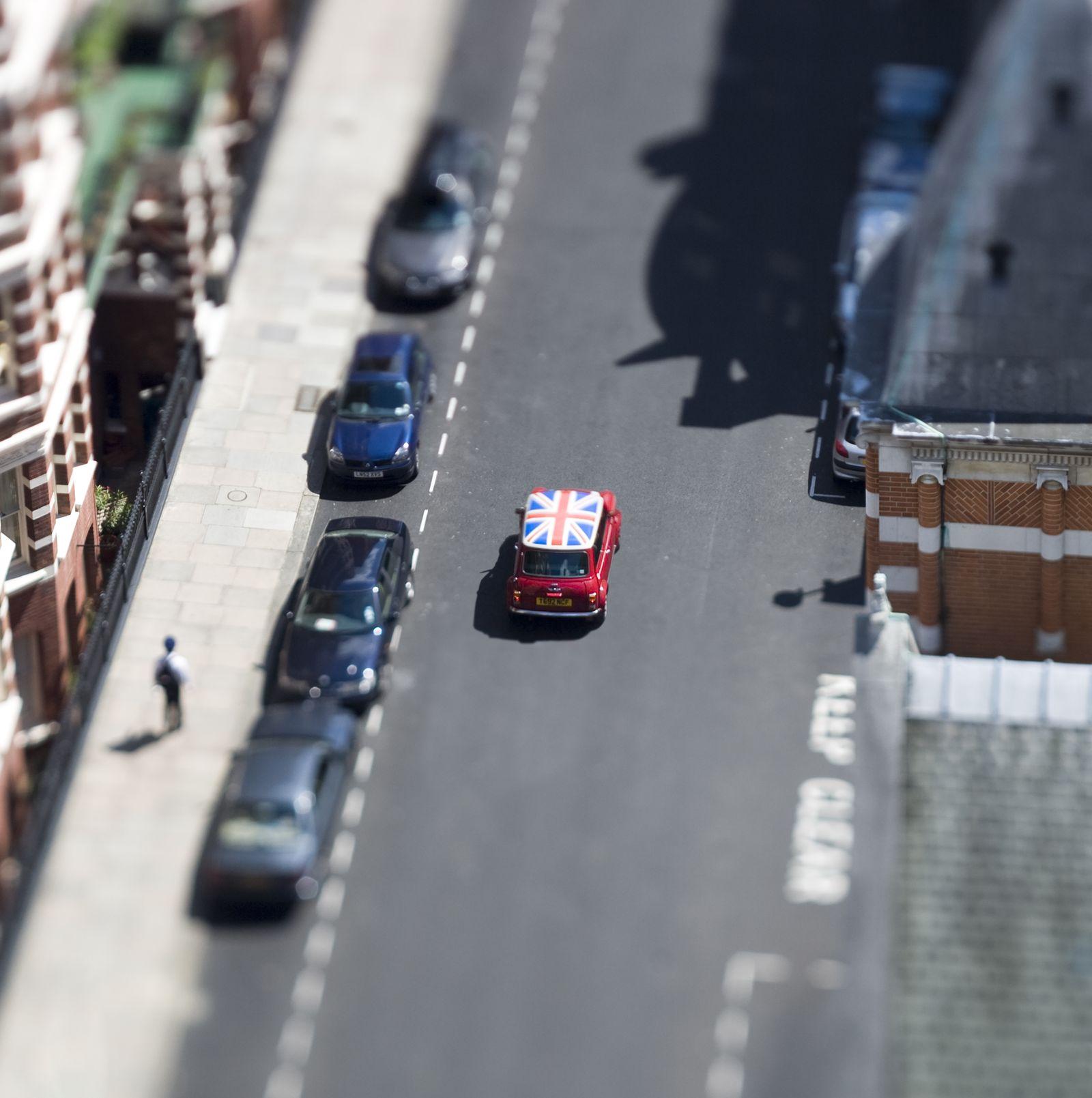 EINMALIGE VERWENDUNG Mini Cooper/ Westminster/ London