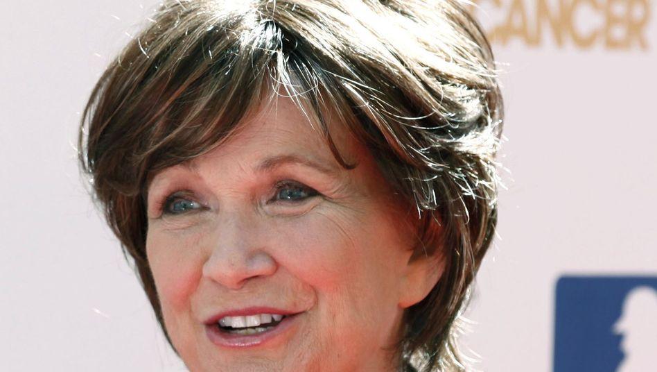 Elizabeth Edwards: Seit 2004 im Kampf gegen den Krebs
