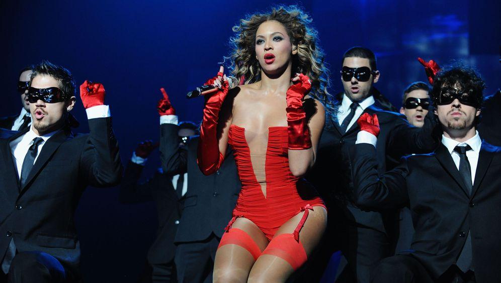 MTV Europe Music Awards: Die Beyoncé-Show