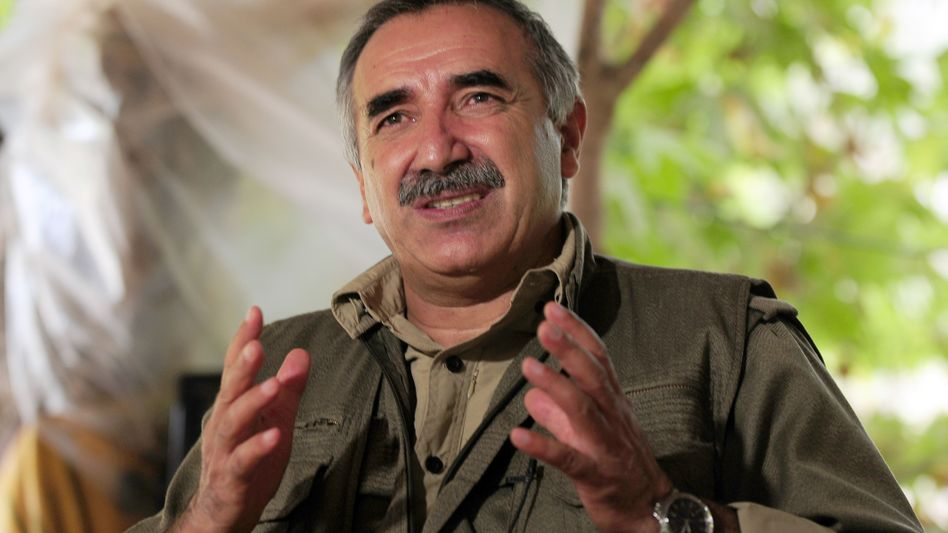Murat Karayilan (2009)