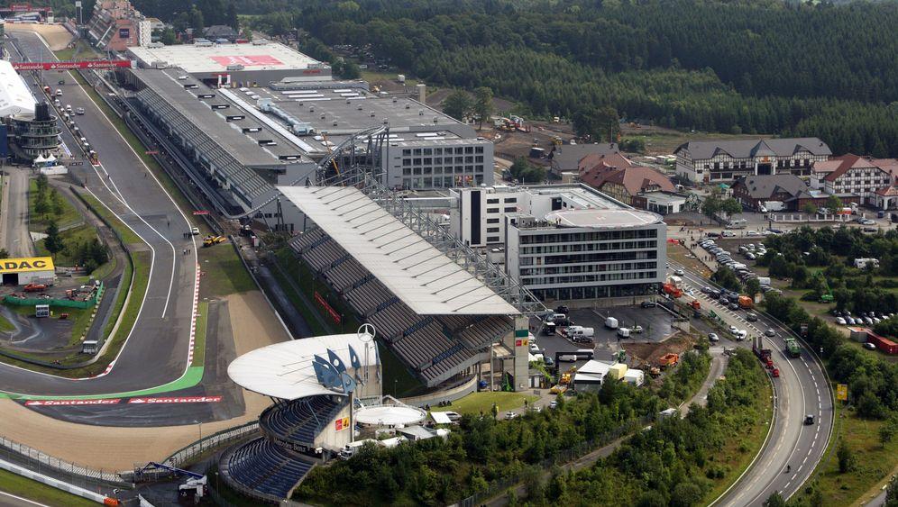 Millionengrab Rennstrecke: Nürburgring versinkt im Chaos