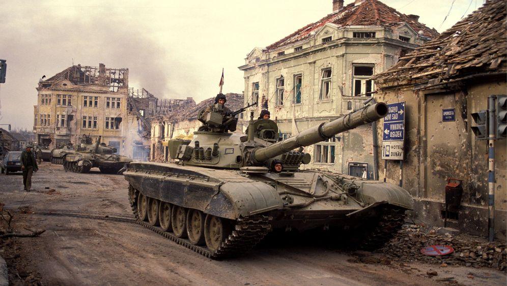 Photo Gallery: An Unwanted War in Yugoslavia