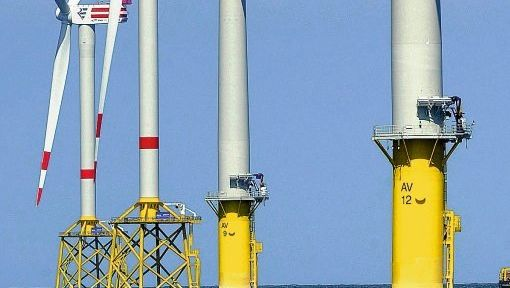 Windpark in der Nordsee: So verlockend wie unberechenbar