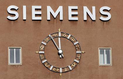 Siemens-Gebäude in Erlangen: Razzien an drei Standorten