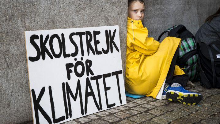 Greta Thunberg: Ein Jahr Klimaschutz statt Schule
