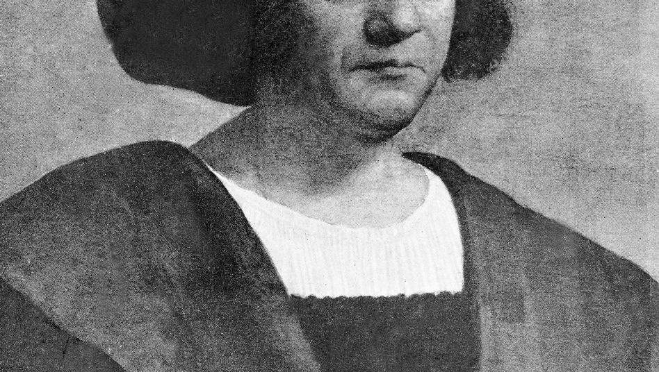 Writer Charles C. Mann argues that no other person changed the face of the Earth as radically as Christopher Columbus did.