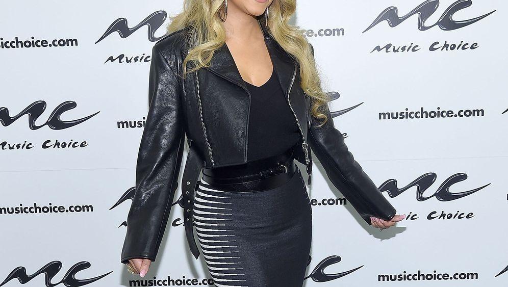 Mariah Carey Oben Ohne