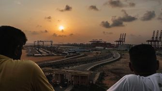 Wie Peking Sri Lanka in die Schuldenfalle trieb