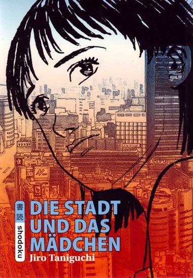 """Manga """"Die Stadt und das Mädchen"""": Raumgreifend erzählt"""