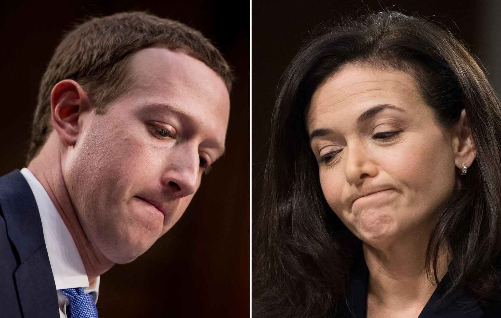KOMBO Zuckerberg Sandberg