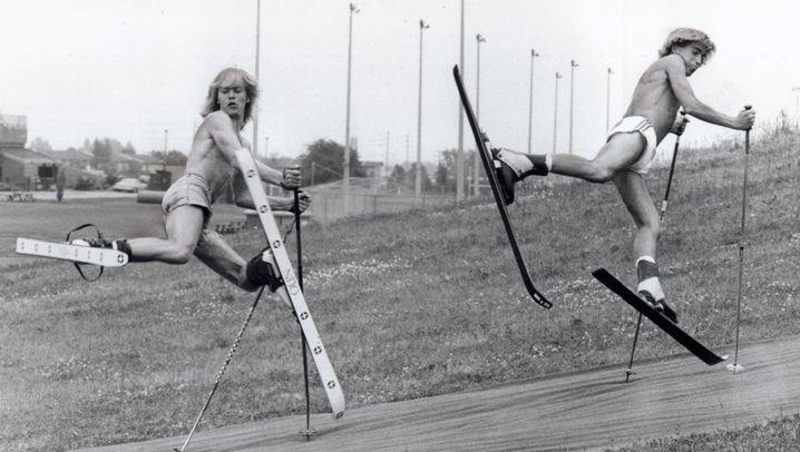 Vergessene Sportarten: Die Extremsportler von anno dunnemals
