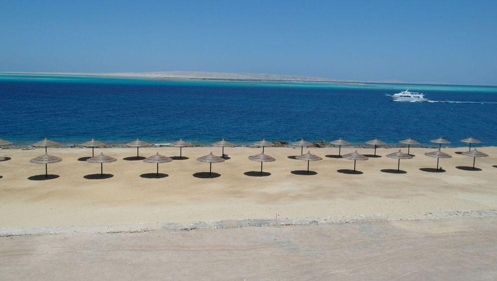 Ägypten: Hurghada, Urlaubsziel der Russen