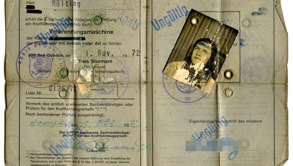 Mein Führerschein: Das Grauen der Lappen