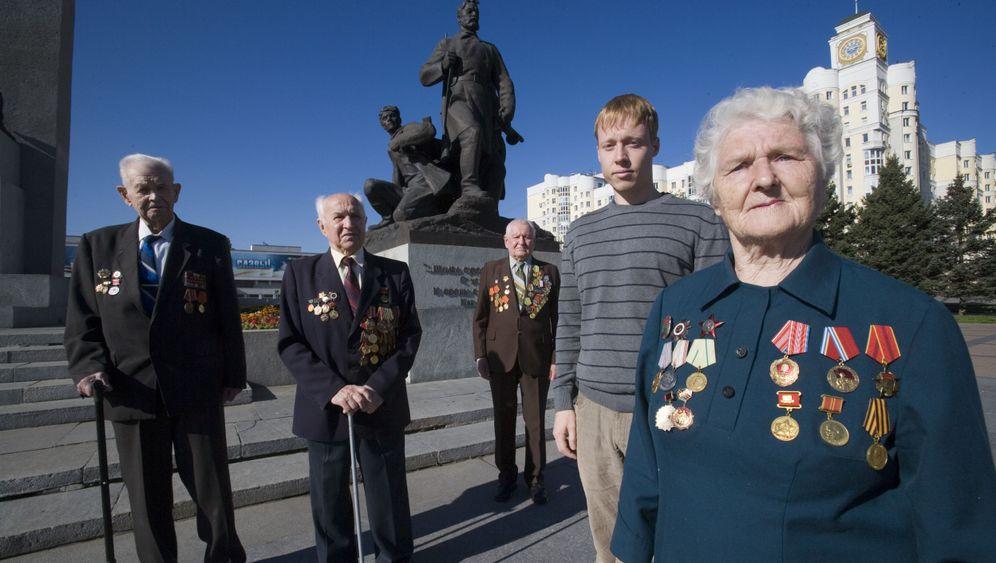Moskau zensiert Berliner Historiker: Streit über den General, der zweimal starb