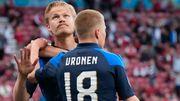 Finnland schlägt Dänemark – lange Unterbrechung nach Schock um Eriksen