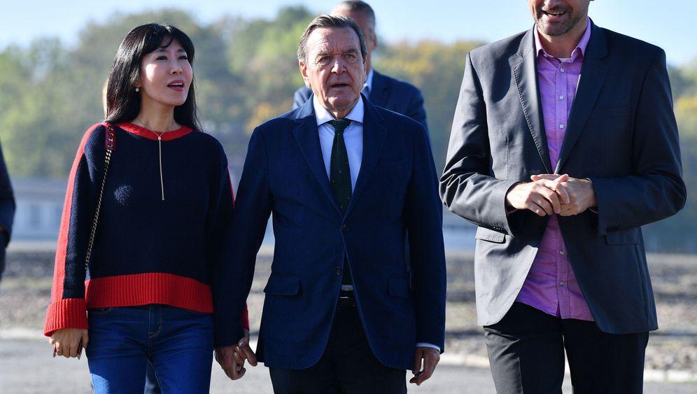 Sachsen und Thüringen: Die Hochzeitsreise der Schröders
