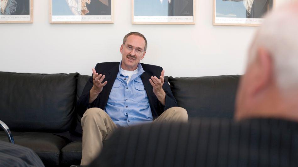 Oberstaatsanwalt Roman Reusch (Aufnahme von 2008)
