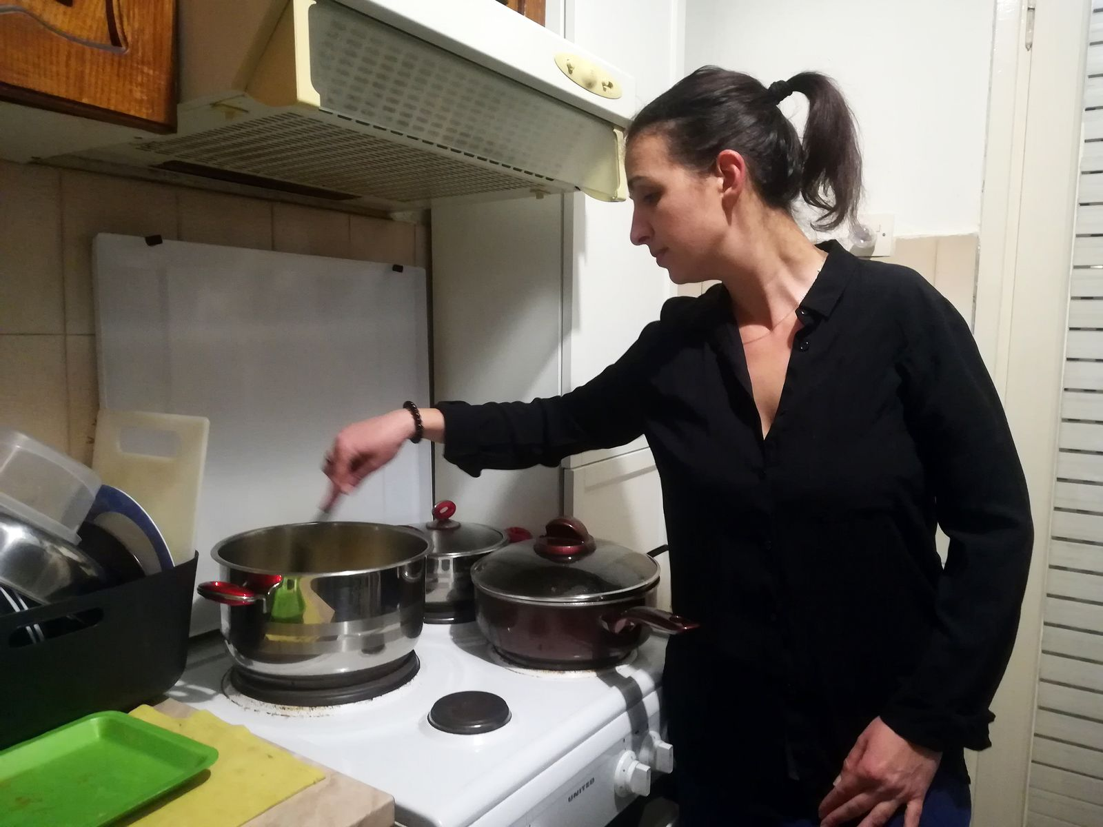 EINMALIGE VERWENDUNG Vicky Varela / Armut / Griechenland