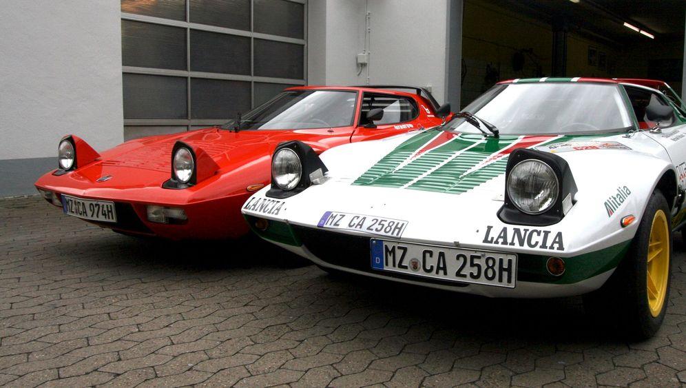 Lancia Stratos: Der Schrecken der Rallyepisten