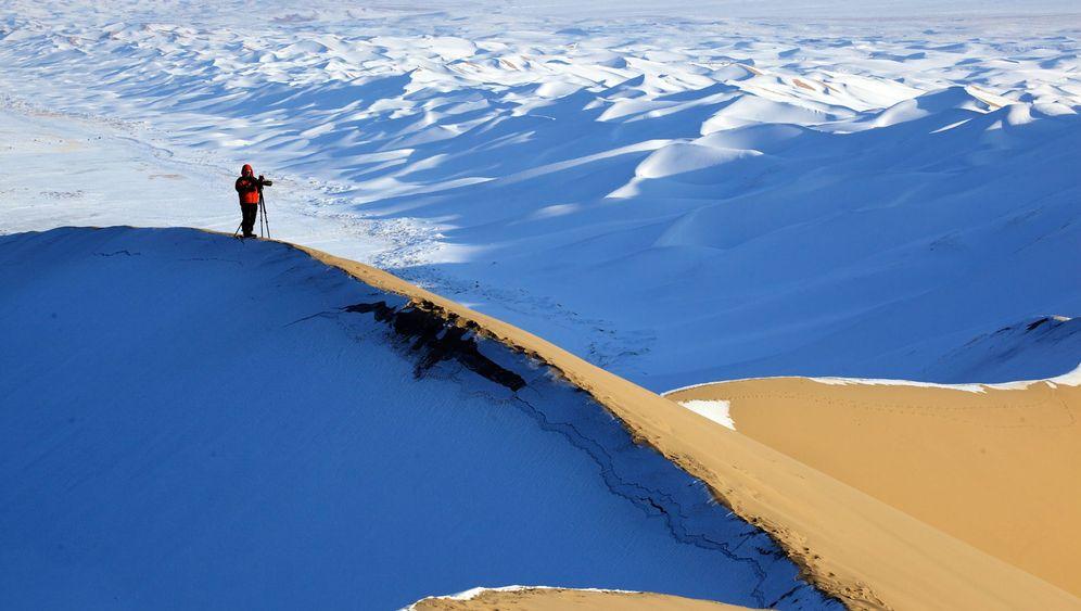 Wüstenfotograf Michael Martin: Viermal rund um die Welt