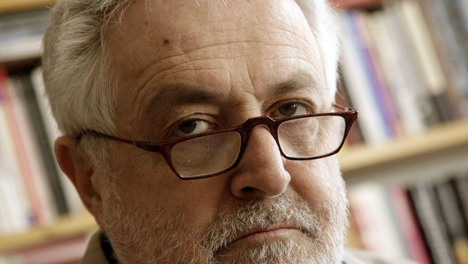 """Henryk M. Broder (Archivbild): """"Ich bin weder größenwahnsinnig noch vergnügungssüchtig"""""""