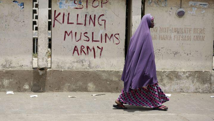 Schiiten in Nigeria: Dauerprotest trotz Kugelhagel