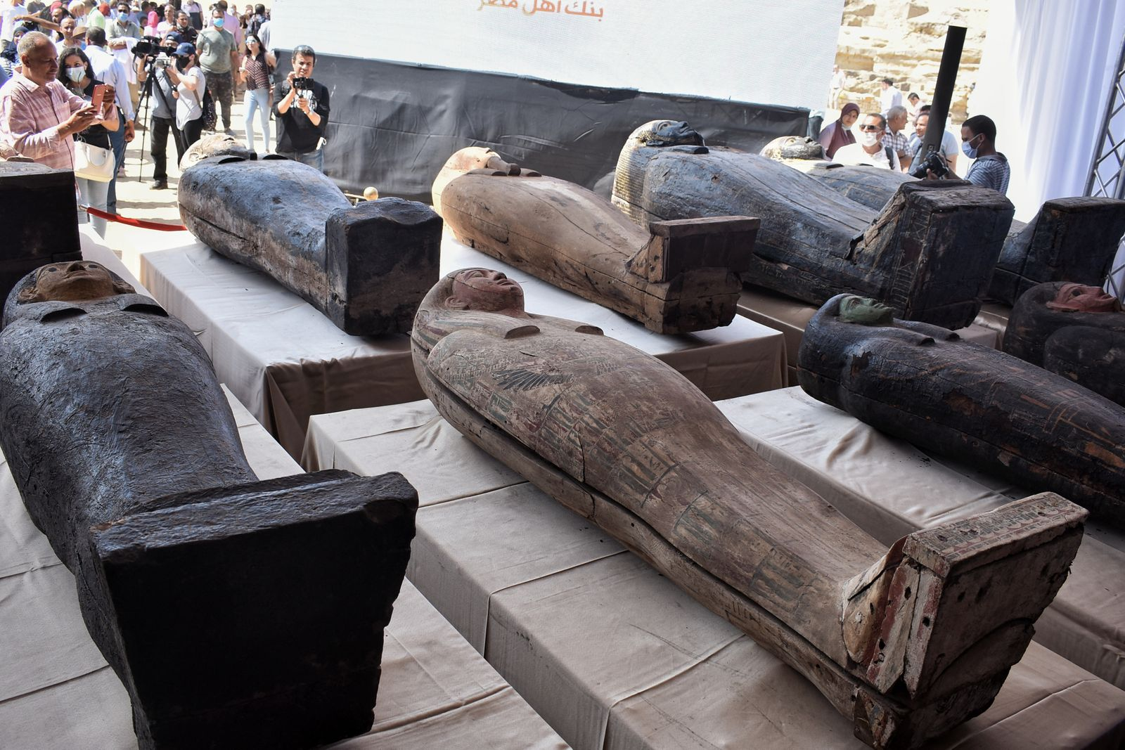 New Archaeological Discovery In Egypt