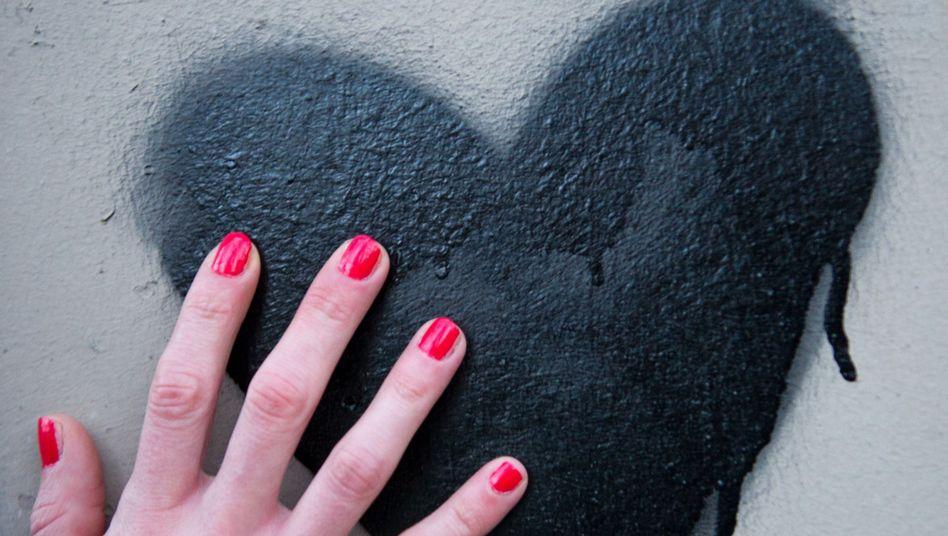 Wenn die Liebe nicht mehr hält: Die Trauer um eine Beziehung bedeutet für den Körper enormen Stress