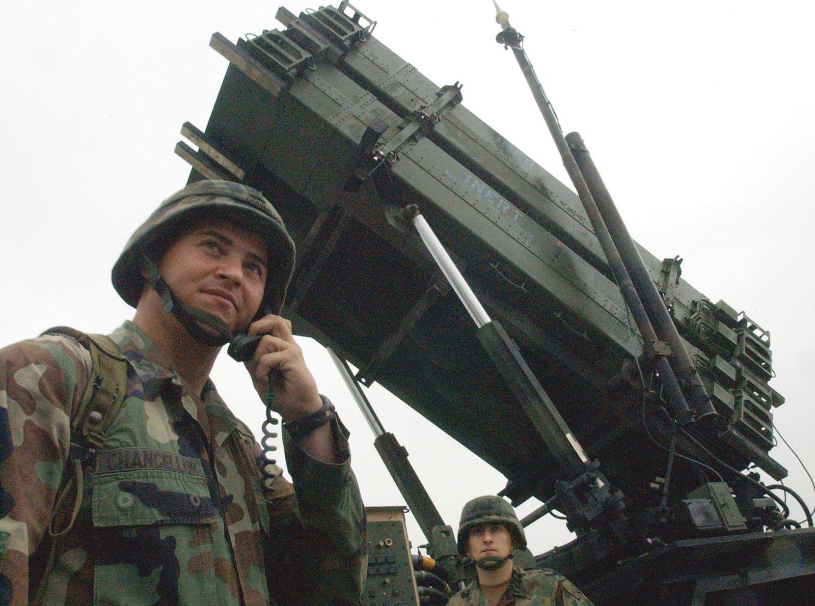 Patriot / Raketenabwehrsystem