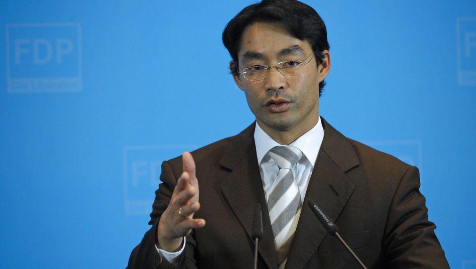 Bundeswirtschaftsminister Philipp Rösler: mehr Rechte gegen Kartellsünder